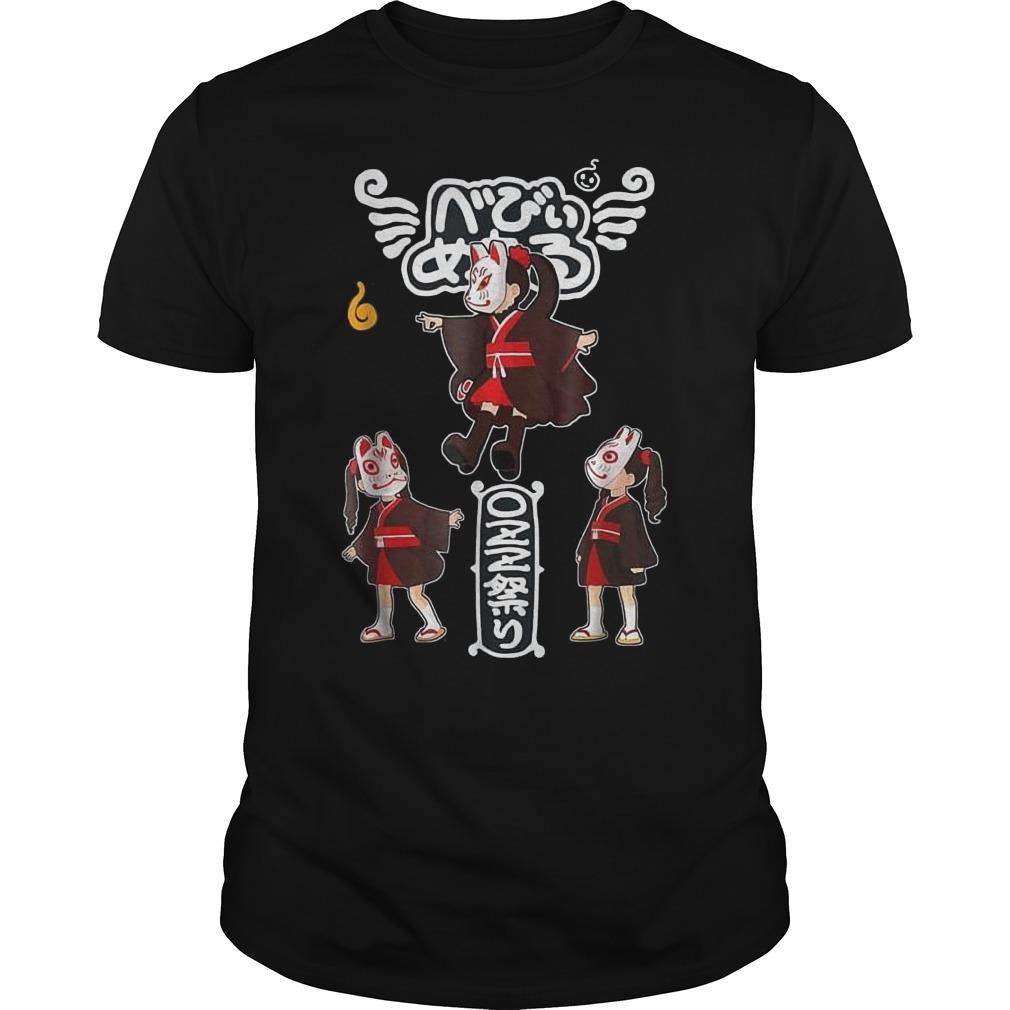 b45a2167095 Babymetal Kawaii Japanese Anime Shirt
