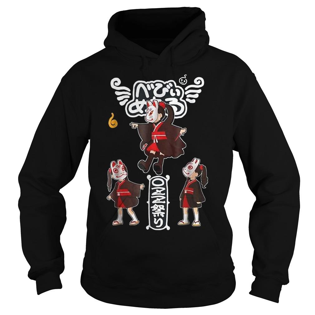 Babymetal Kawaii Japanese Anime Shirt Hoodie