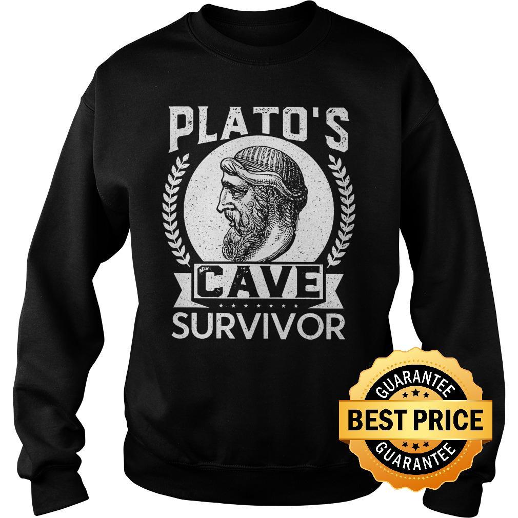 Cheap Shirt Plato's cave survivor Shirt Sweatshirt Unisex