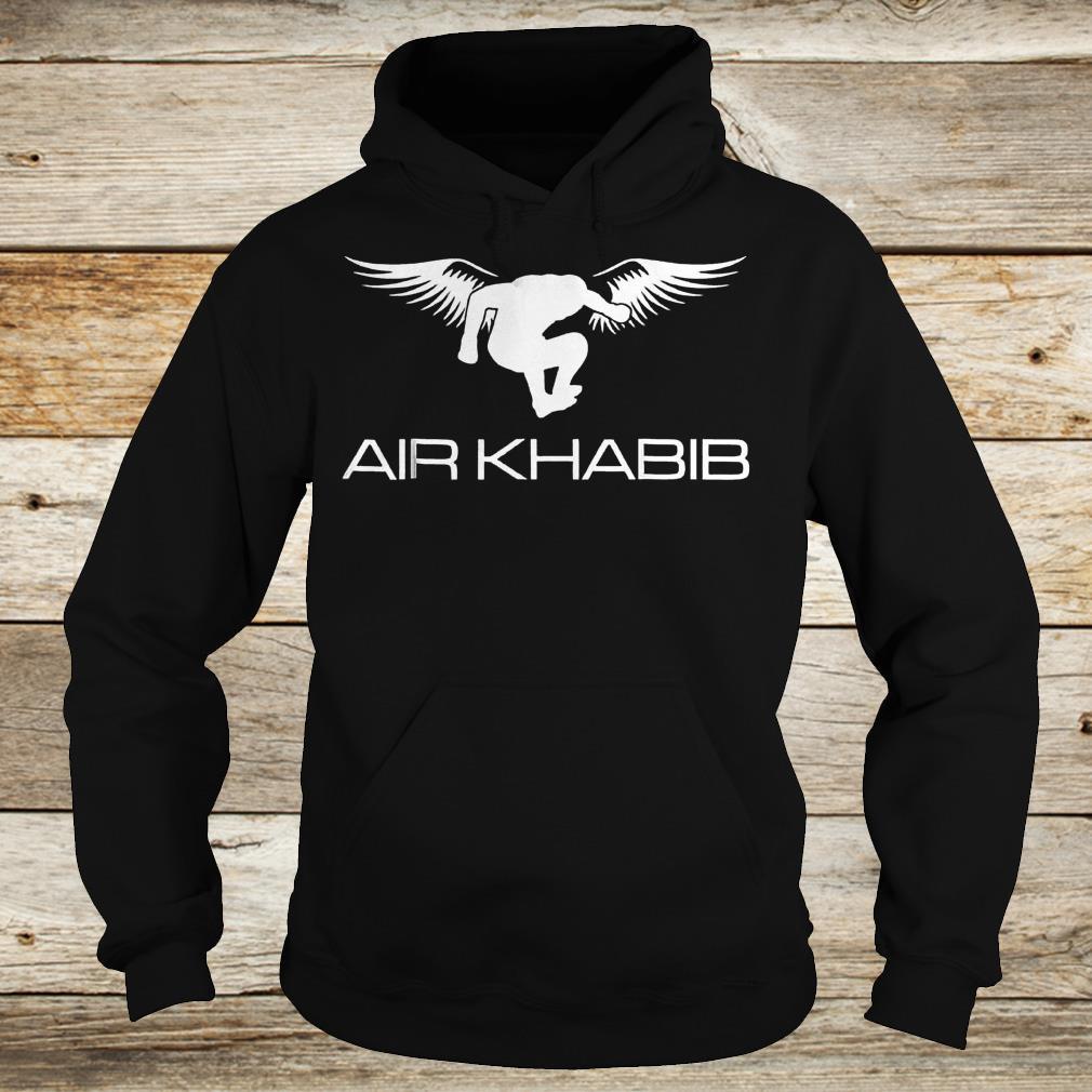 Air Khabib Eagle Khabib jump shirt Hoodie