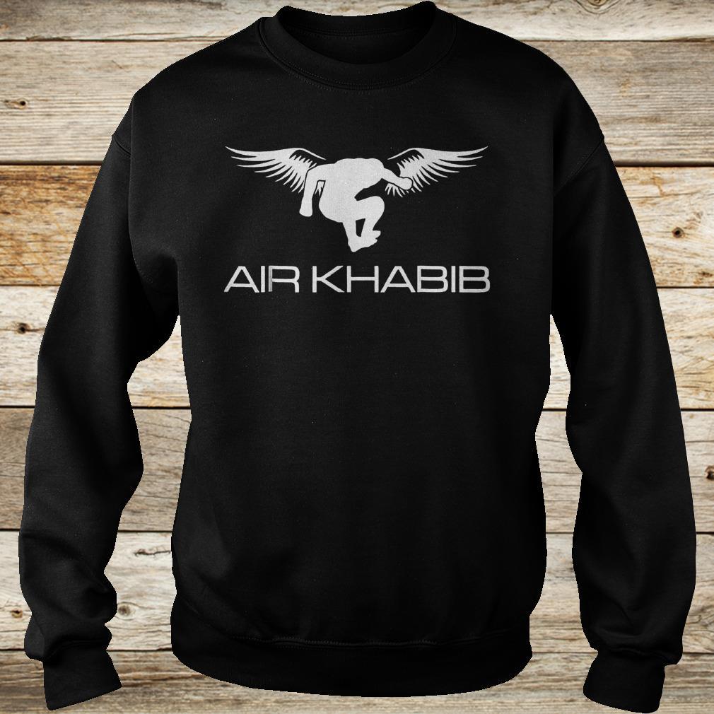 Air Khabib Eagle Khabib jump shirt Sweatshirt Unisex