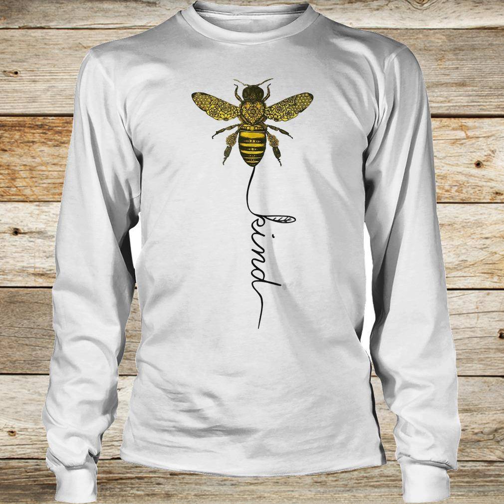 Best Price Happy bees kind for bees shirt Longsleeve Tee Unisex