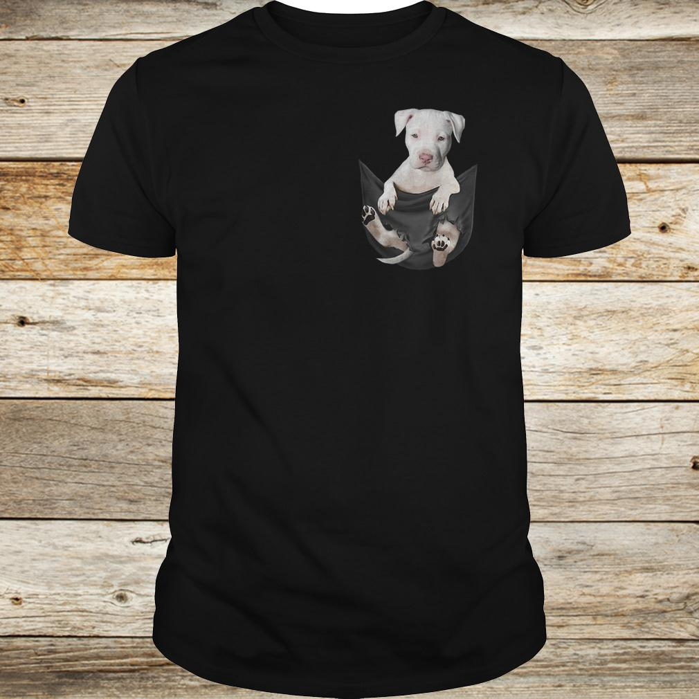 Best Price Staffordshire Bull Tiny Pocket shirt
