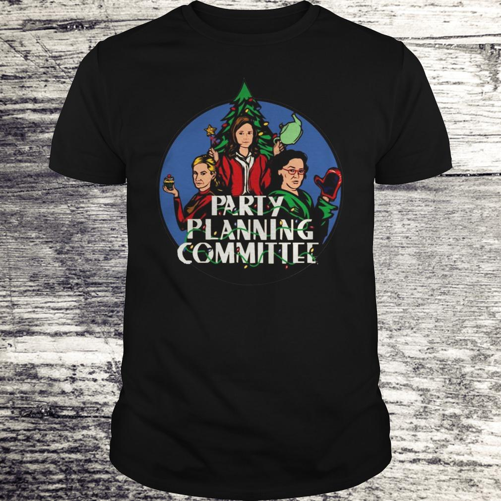 Official Party planning committee shirt Classic Guys / Unisex Tee