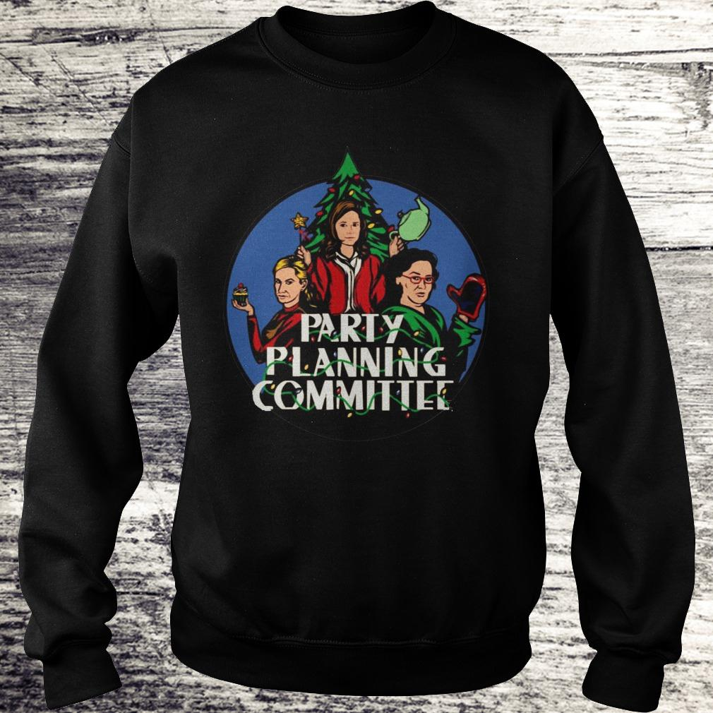 Official Party planning committee shirt Sweatshirt Unisex