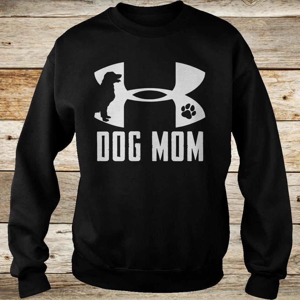 Official Under Armour Dog mom shirt