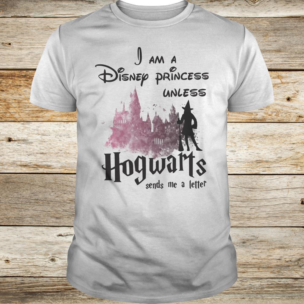 Original I am a disney princess shirt Classic Guys / Unisex Tee