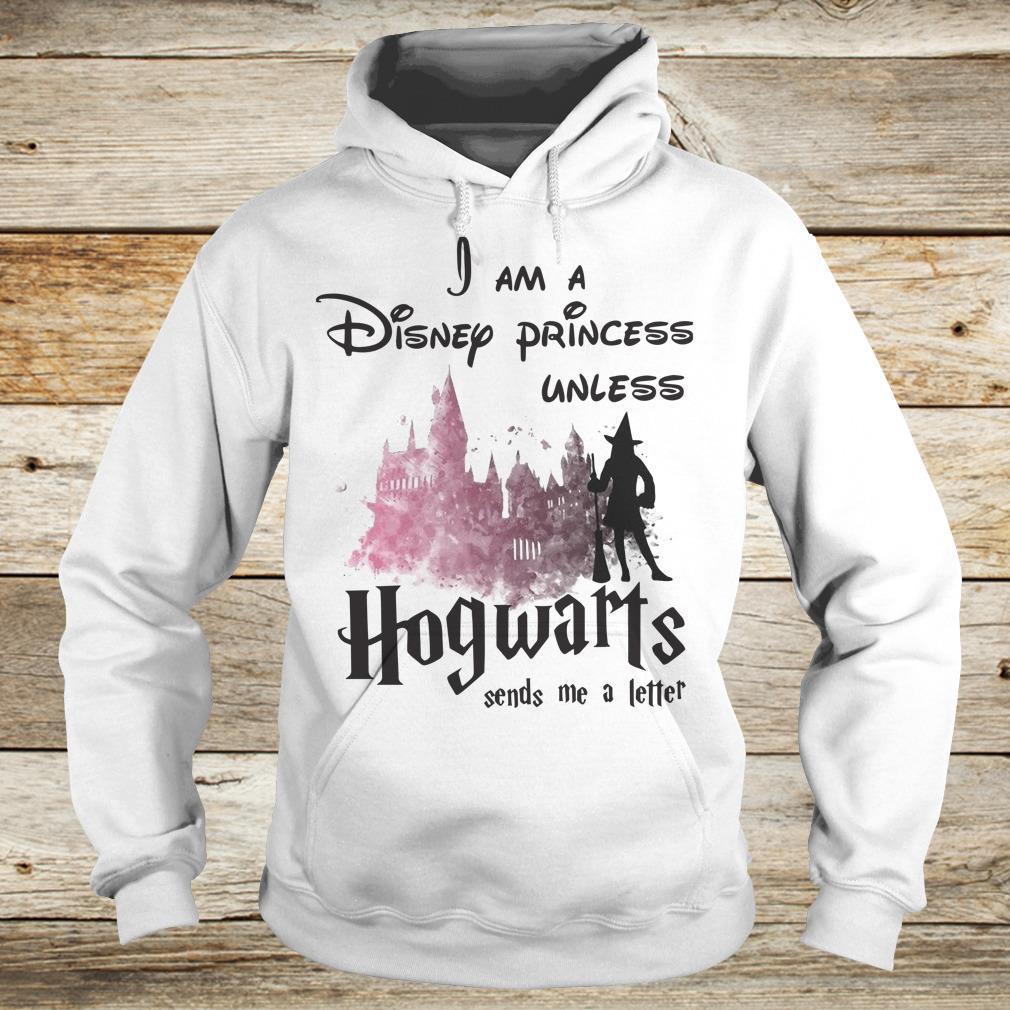 Original I am a disney princess shirt Hoodie