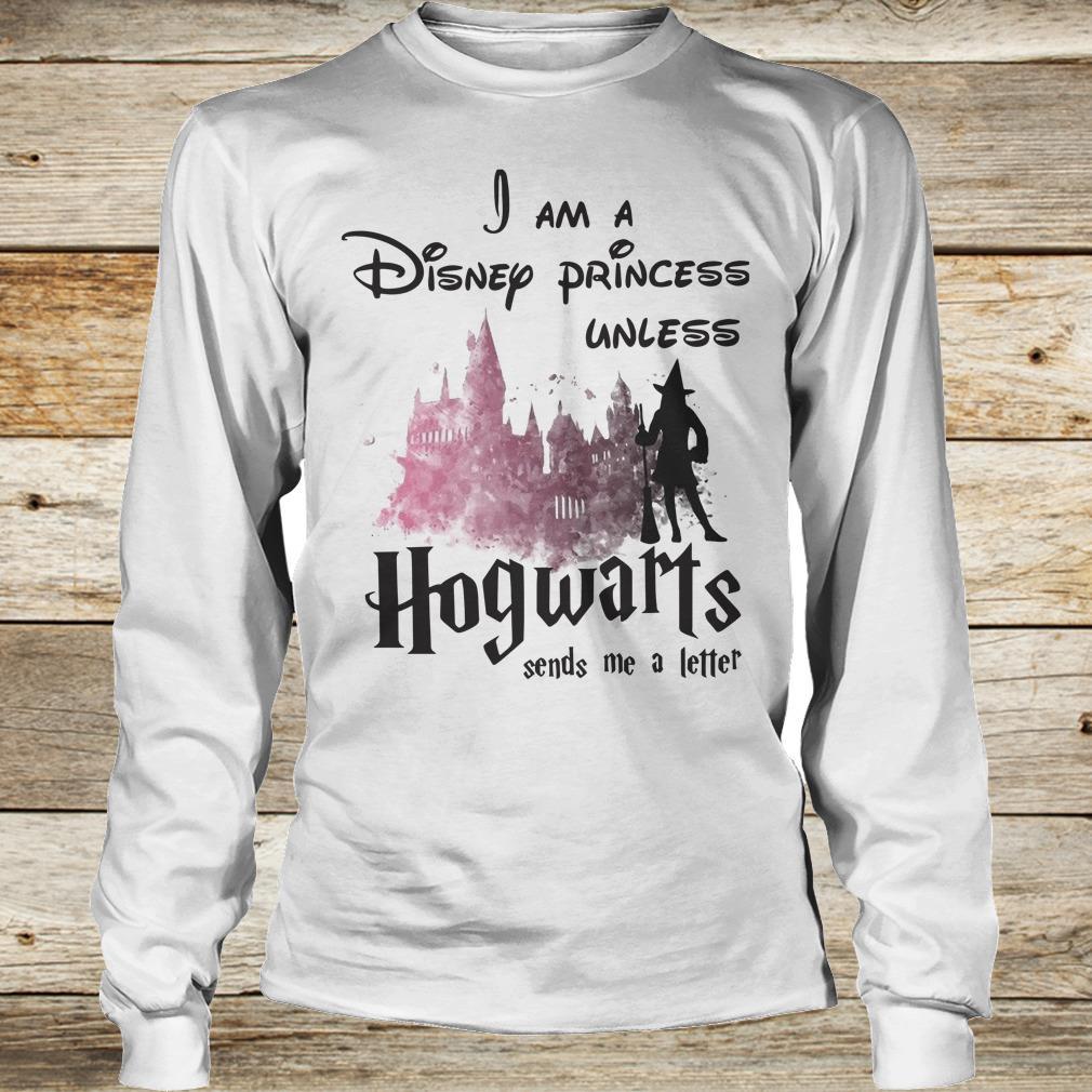Original I am a disney princess shirt Longsleeve Tee Unisex