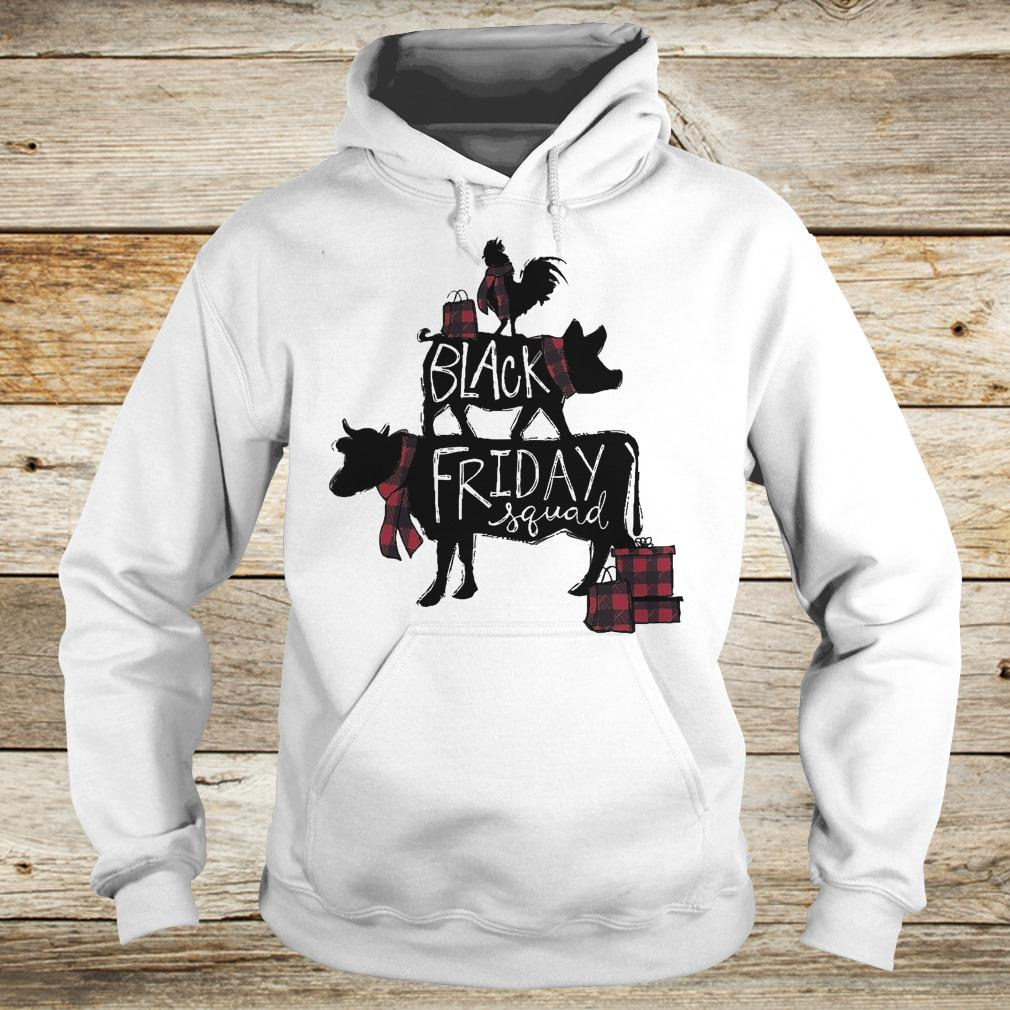 Premium Black friday squad shirt Hoodie