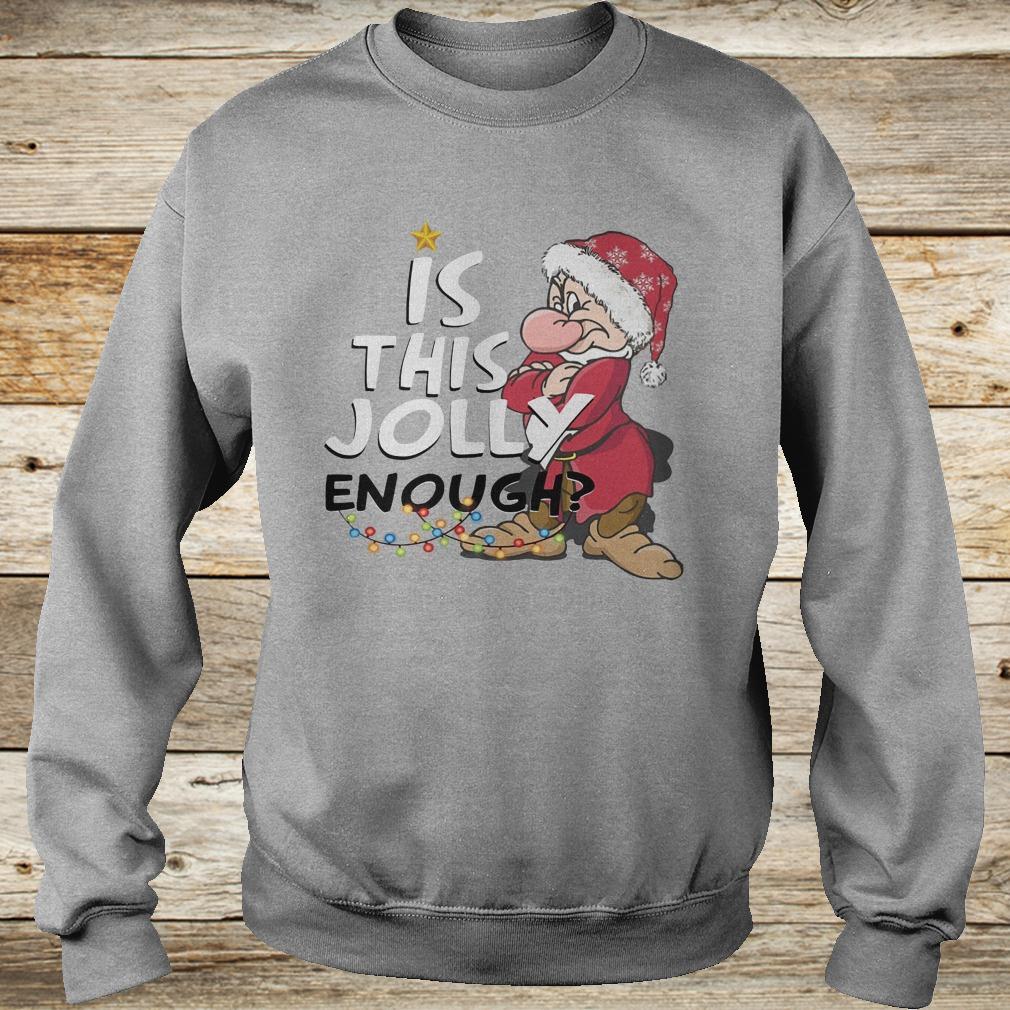 Premium Is this jolly enough shirt