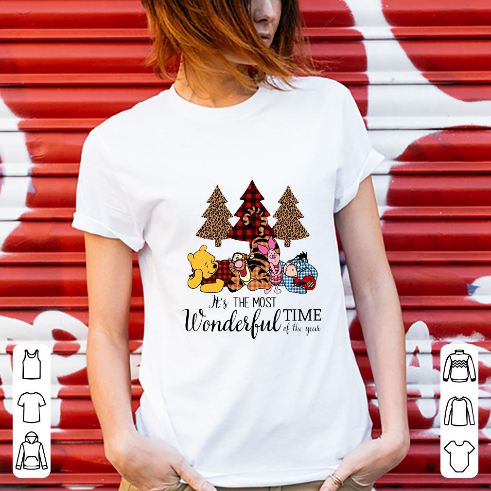 Disney S Pooh Friends It S The Most Wonderful Time Of The Year Shirt 3 1.jpg