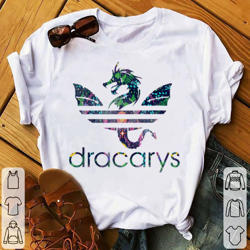 Awesome Dracarys Floral Dragons Game Of Throne Shirt 1 1.jpg
