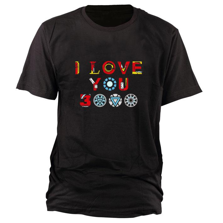 Nice Tony Stark Iron Man I Love You 3000 Daughter Shirt 1 1.jpg