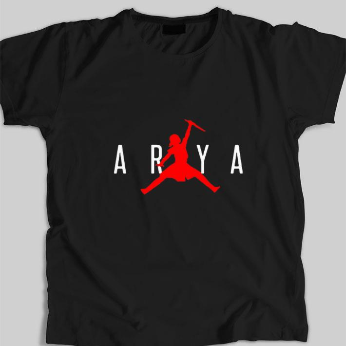 Premium Arya Stark Jumpman Game Of Thrones Shirt 1 1.jpg