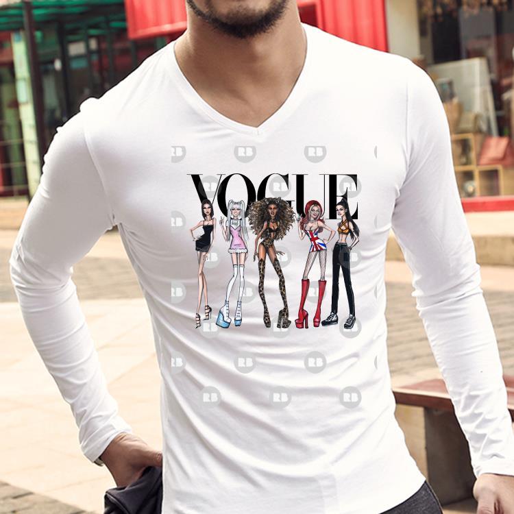 592cf13f6 spice girls vogue shirt, hoodie, sweater, longsleeve t-shirt
