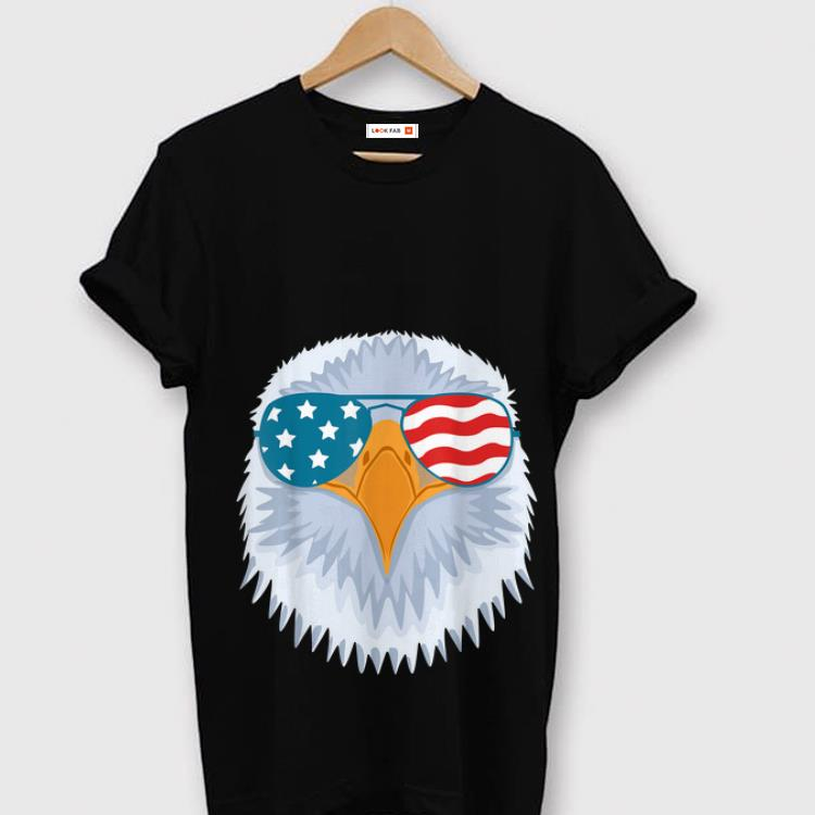 Original Usa Flag Bald Eagle Sunglasses 4th Of July Independence Day Shirt 1 1.jpg