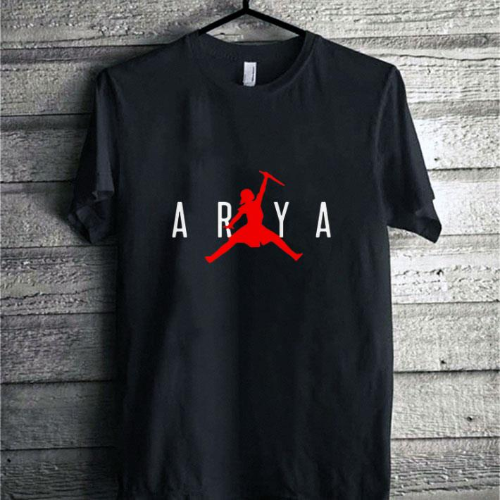Pretty Arya Stark Jumpman Game Of Thrones Shirt 1 1.jpg