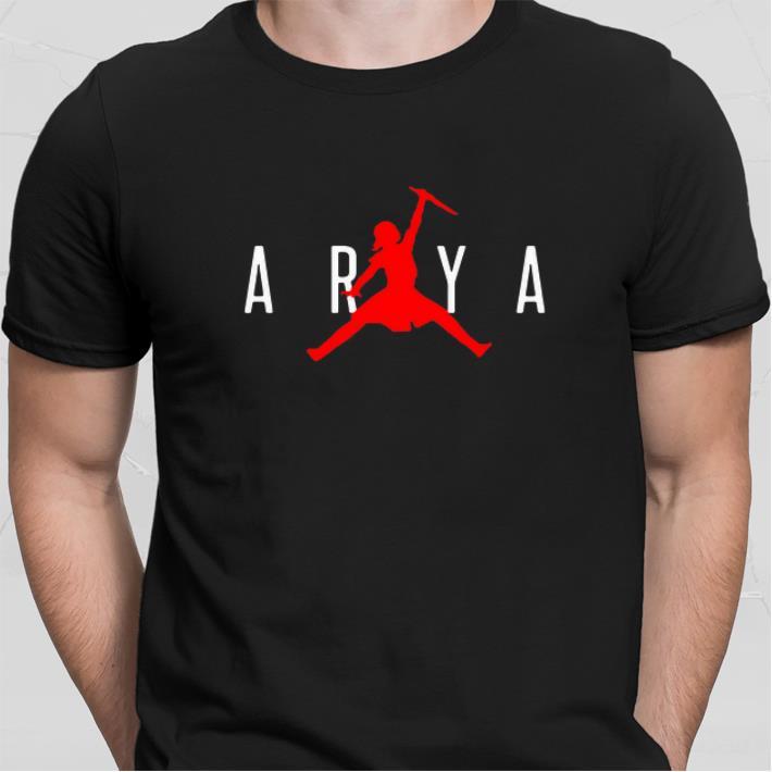 Pretty Arya Stark Jumpman Game Of Thrones Shirt 2 1.jpg