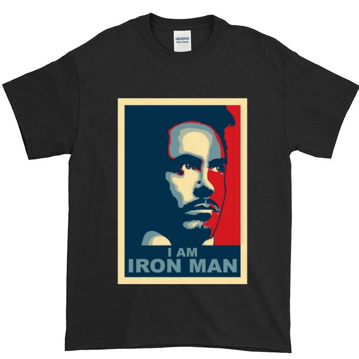 Pretty Tony Stark I Am Iron Man Vintage Shirt 1 1.jpg