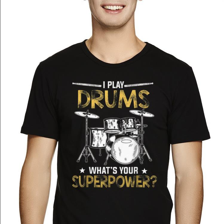 Awesome I Play Drums Funny Drummer Drum Lover Shirt 2 1.jpg