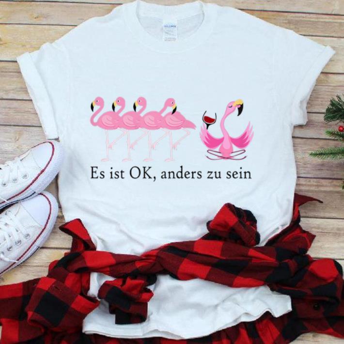 Premium Damen Es Ist Ok Anders Zu Sein shirt