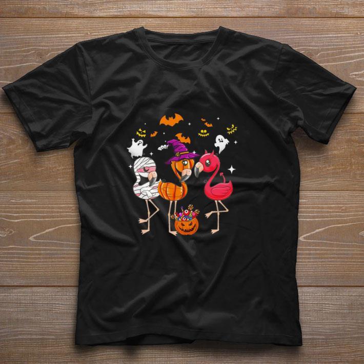 Premium Flamingos Happy Halloween Shirt 1 1.jpg
