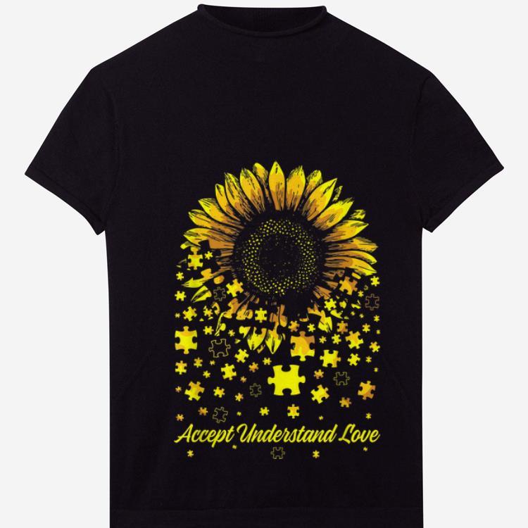 Premium Sunflower Accept Understand Love Autism Awareness Shirt 1 1.jpg