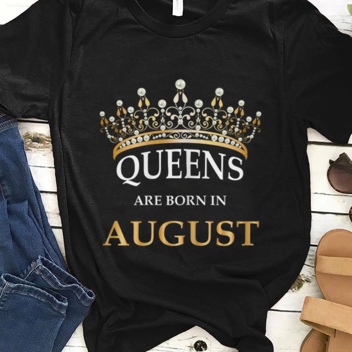 Nice Queens Are Born In August Crown Shirt 1 1.jpg