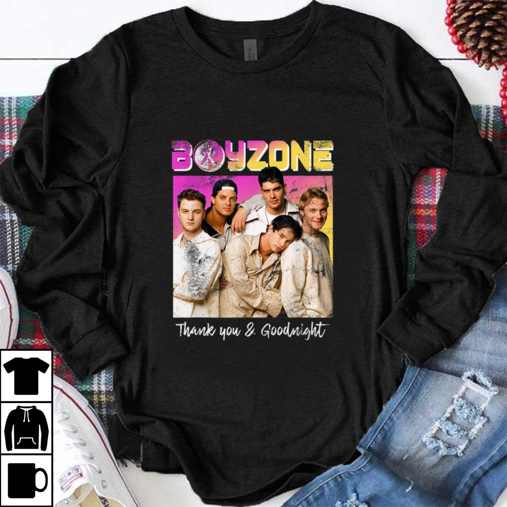 Official Boyzone Thank You Goodnight 2019 Tour Merchandise Shirt 1 1.jpg