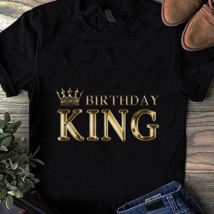 Premium Birthday King Gold Crown Shirt 1 1.jpg
