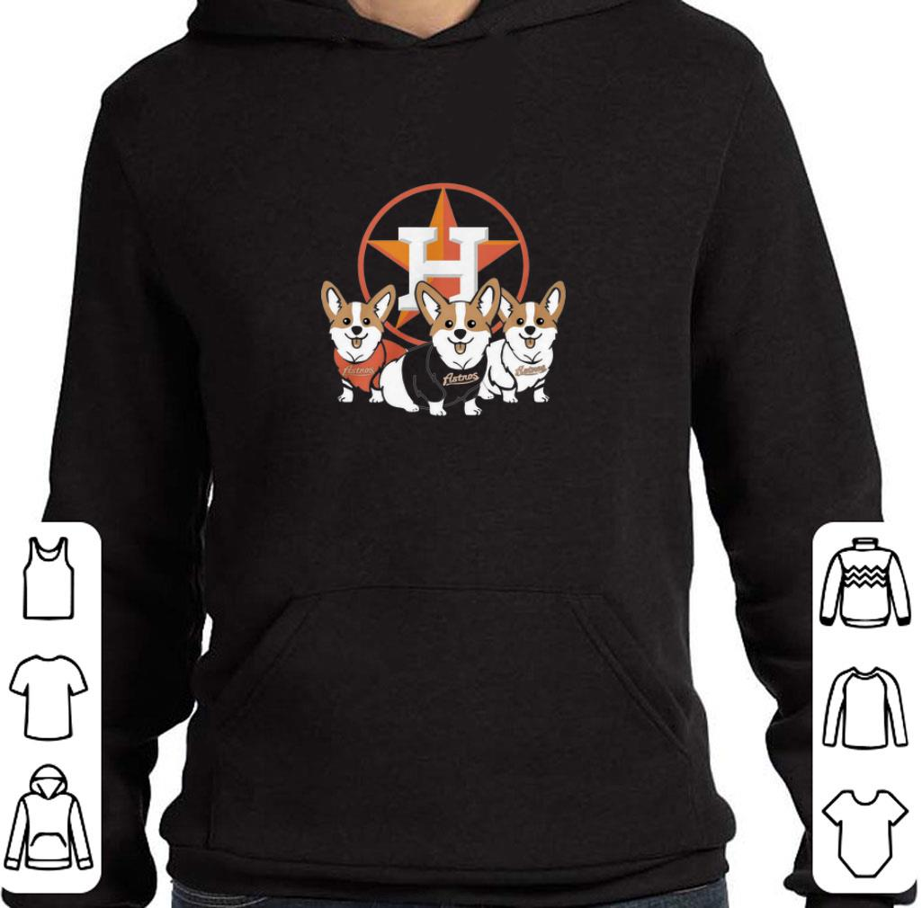 Top Corgi Houston Astros shirt