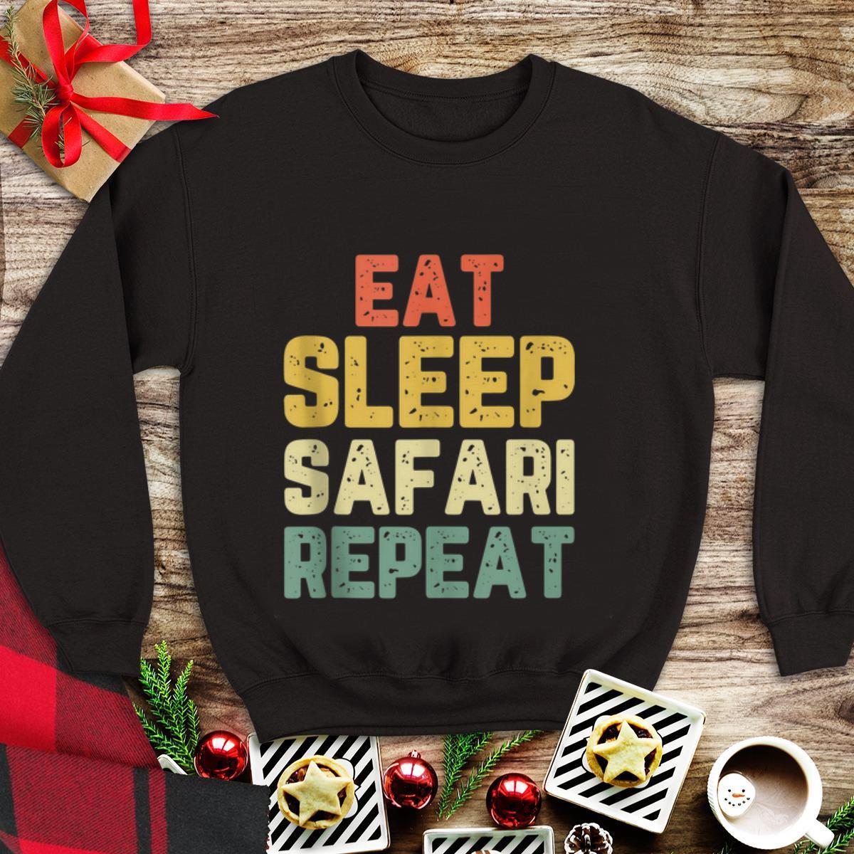 Top Vintage Eat Sleep Safari Repeat Shirt 1 1.jpg