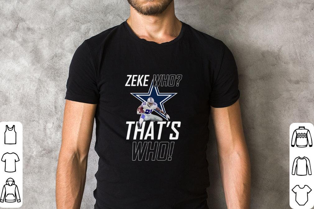Funny Ezekiel Elliott Zeke Who That S Who Doctor Who Dallas Cowboys Shirt 2 1.jpg