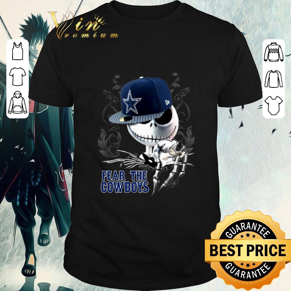 Hot Jack Skellington Fear The Cowboys Shirt 1 1.jpg