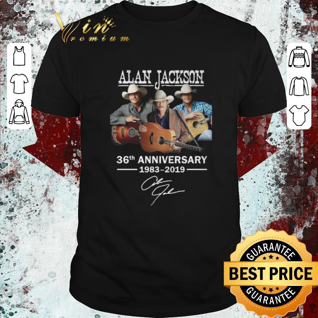 Premium Alan Jackson 36th Anniversary 1983 2019 Signature Shirt 1 1.jpg