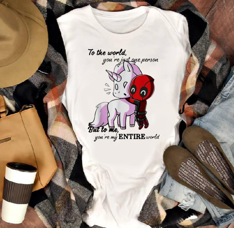 Awesome Deadpool And Unicorn To Me You Re My Entire World Shirt 1 1.jpg