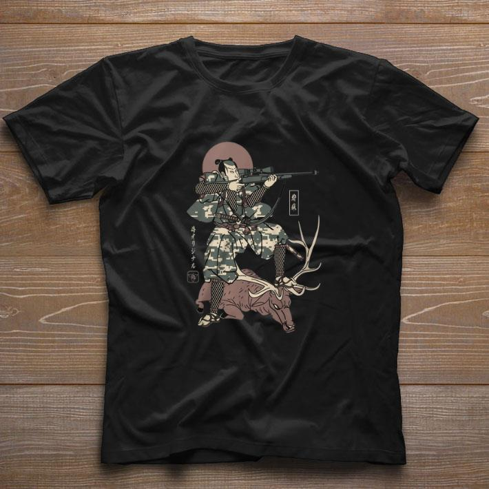 Awesome Hunting Samurai Shirt 1 1.jpg