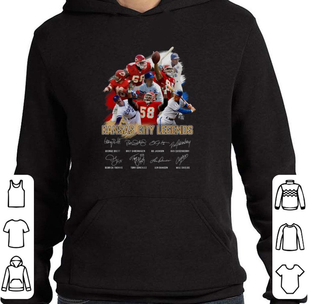 Premium Kansas City Chiefs Legends Signatures shirt