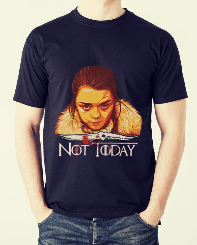 Top Arya Stark Catspaw Blade Not Today Game Of Thrones Shirt 2 1.jpg
