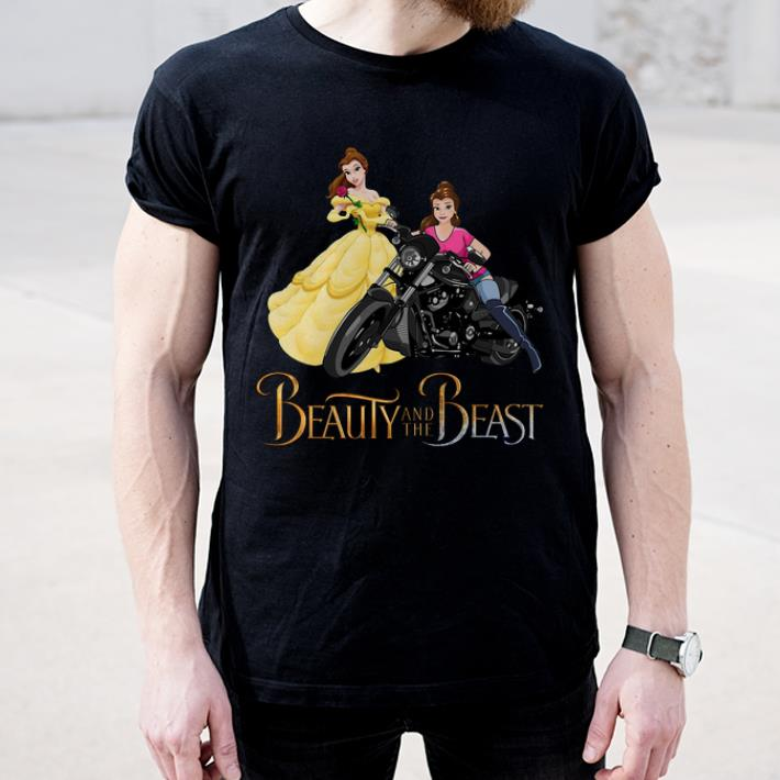 Disney Beauty And The Beast Belle Together Women/'s T-Shirt