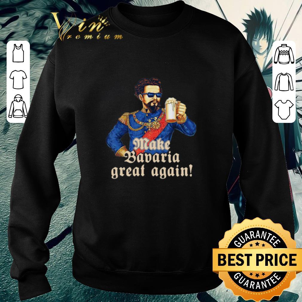 Hot Make Bavaria great again shirt