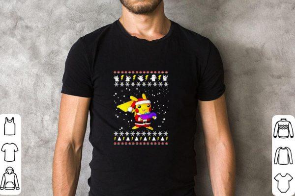 Hot Pikachu Pokemon Ugly Christmas Shirt 2 1.jpg