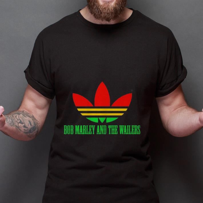 Official Adidas Bob Marley and The Wailers shirt