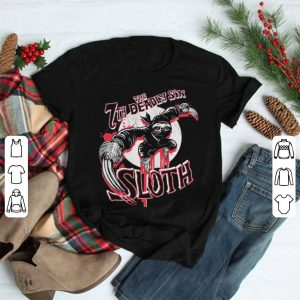7th Deadliest Sin Sloth Ninja Style shirt