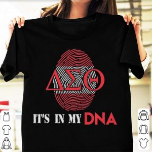 AEO Delta sigma theta it's my DNA shirt