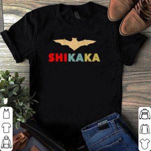 Ace Venture Bat shikaka shirt