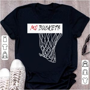 Basketball Hoop Mo Buckets shirt