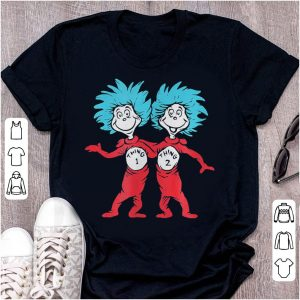 Dr Seuss Thing 1 Thing 2 Buddies shirt