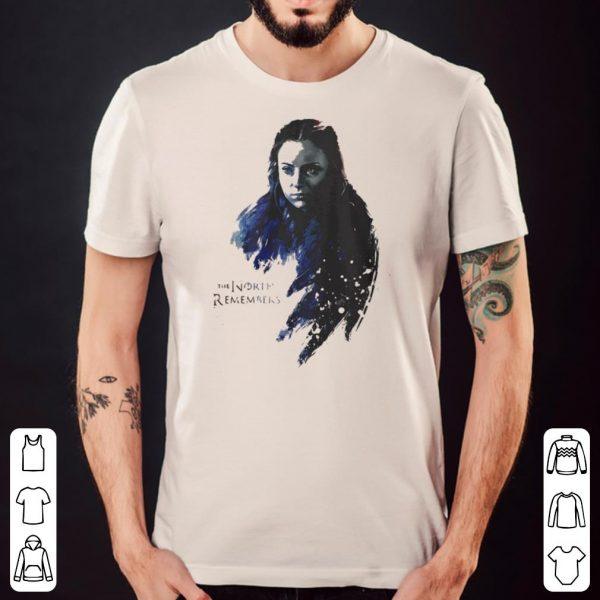 Game Of Thrones Sansa Stark The north remembers shirt